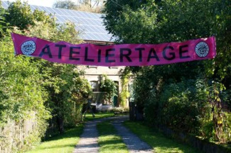 Kunststück: Offenes Atelier in der Mühle von Jannina Hector