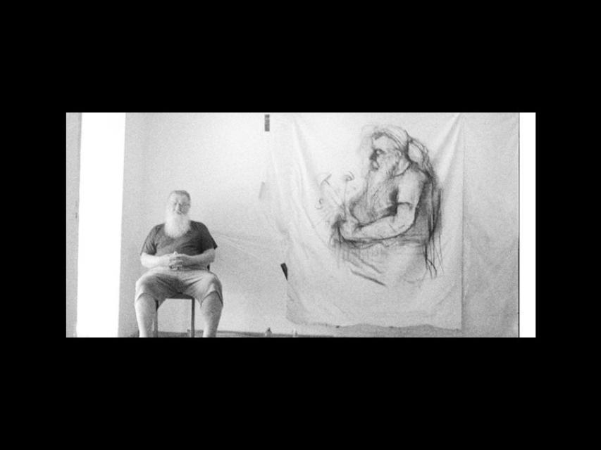 Kunststück: Portrait zeichnen mit Modell mit Lisa Wölfel