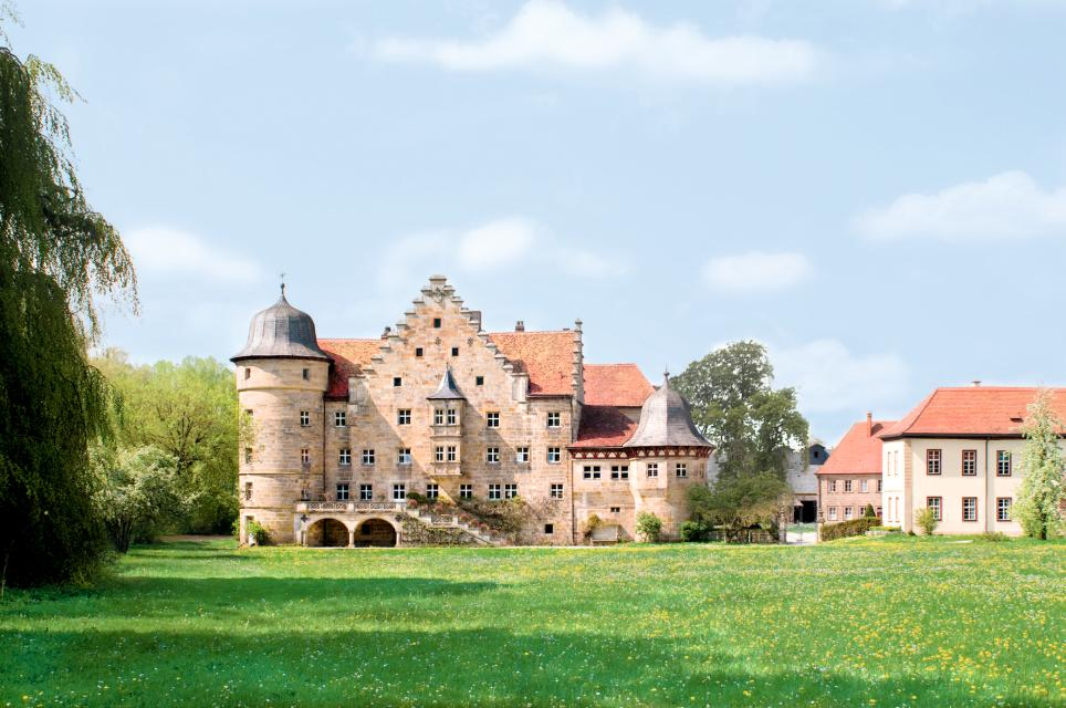 Schloss Eyrichshof