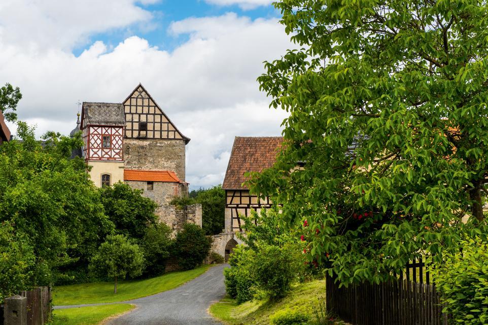 Burg und Burgruine Lichtenstein