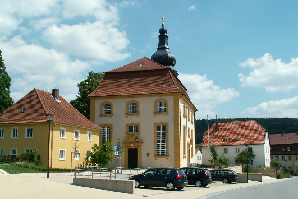 Schloss Maroldsweisach