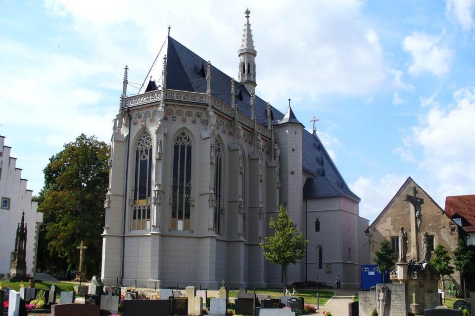 Dokumentationszentrum Historismus und Ritterkapelle