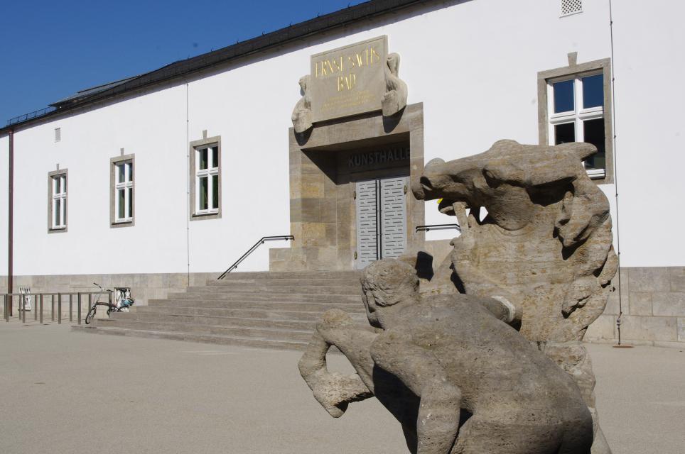 Kunststadt Schweinfurt mit Kunsthalle