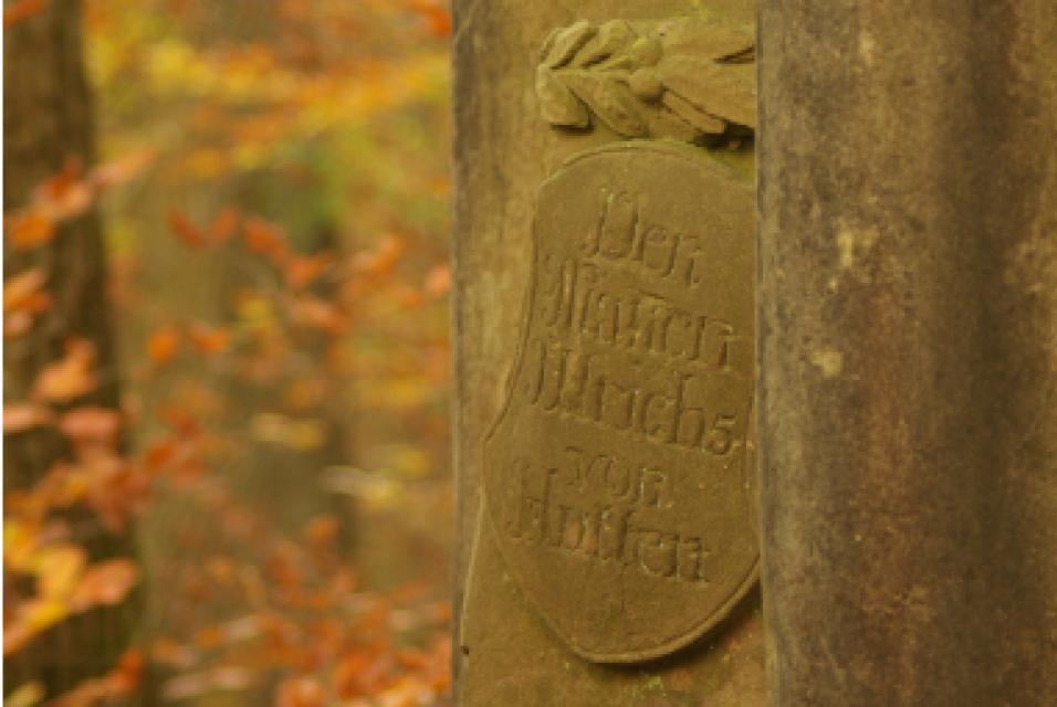 Denkmal für Ulrich von Hutten