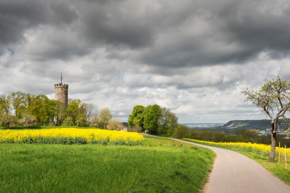 Wallburg bei Eltmann - Andreas Hub