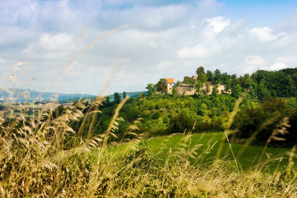 Burgen- und Schlösserwanderweg Nordroute