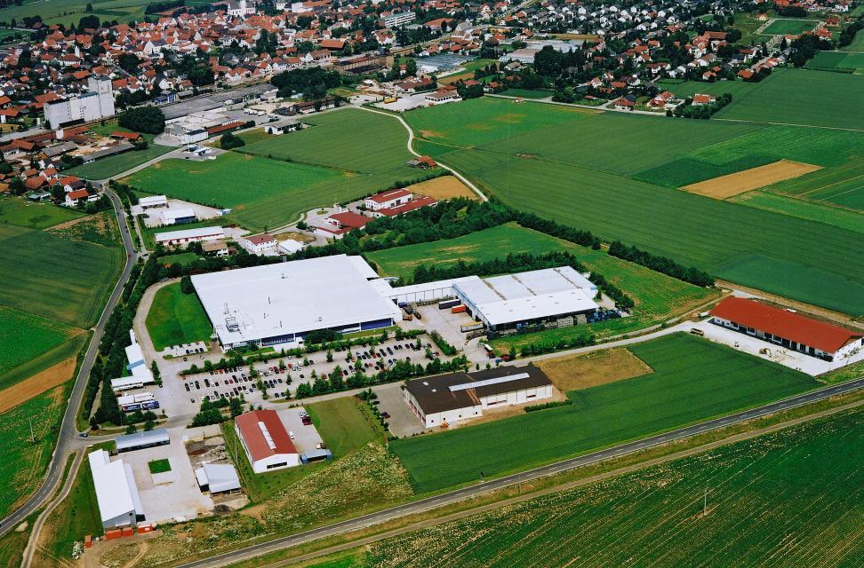 Industriegebiet an der Hadersbacher Straße