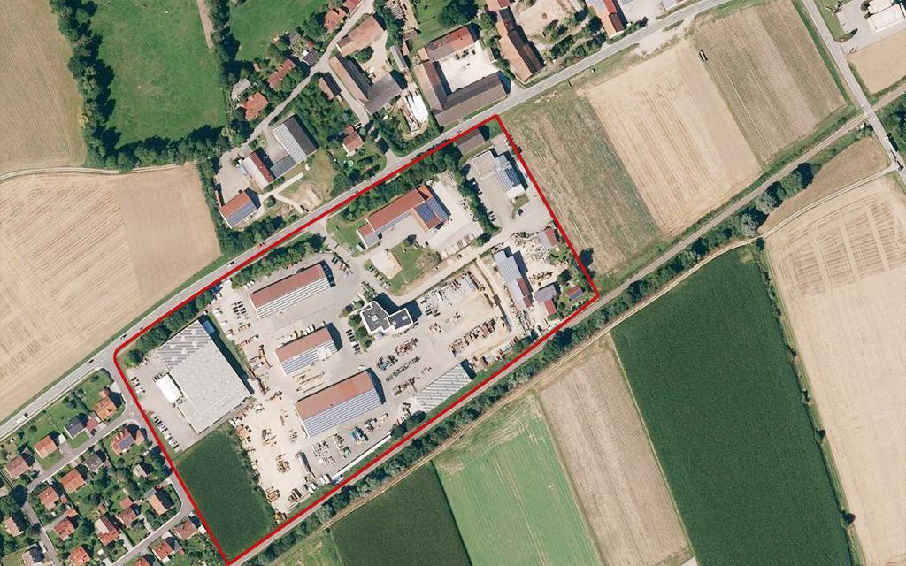Gewerbegebiet Ettersdorf