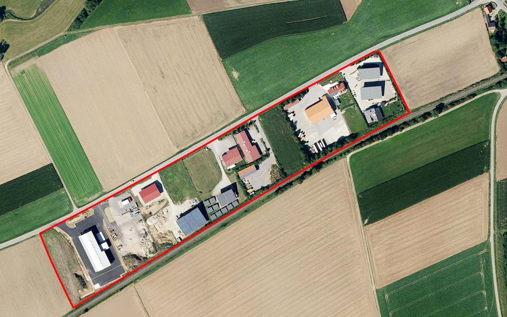 Nieder- Oberlindharter Weg