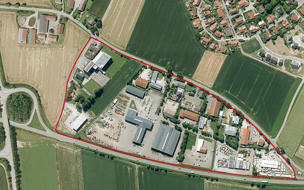 Gewerbegebiet Rotham II