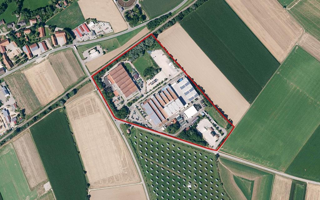Gewerbegebiet Ettersdorfer Felder
