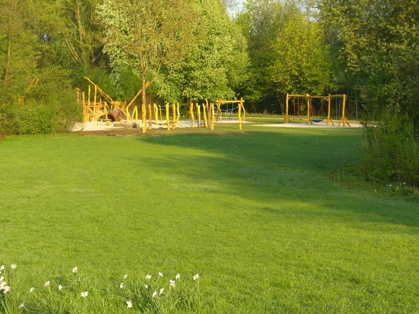 Spielplatz im Alfred-Dick-Park