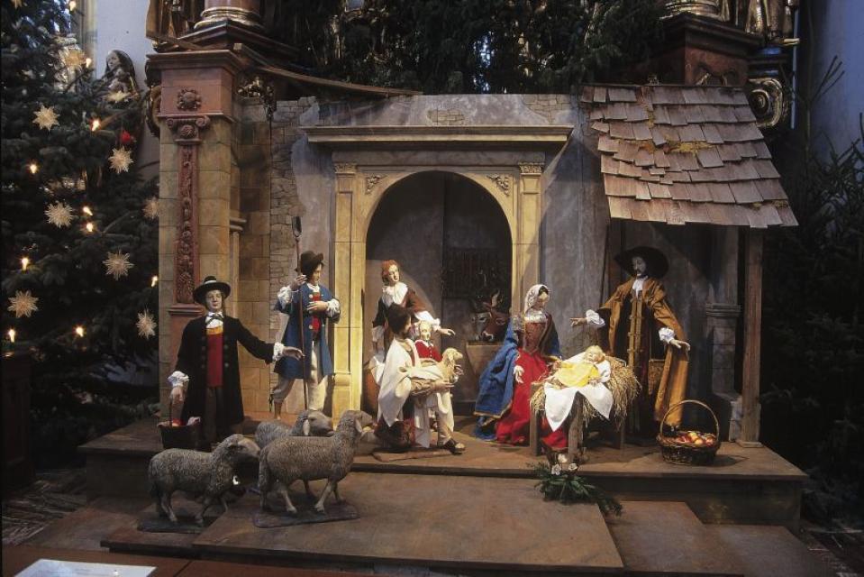 """""""Geheimnis der Weihnacht"""" - Straubinger Weihnachtsweg"""