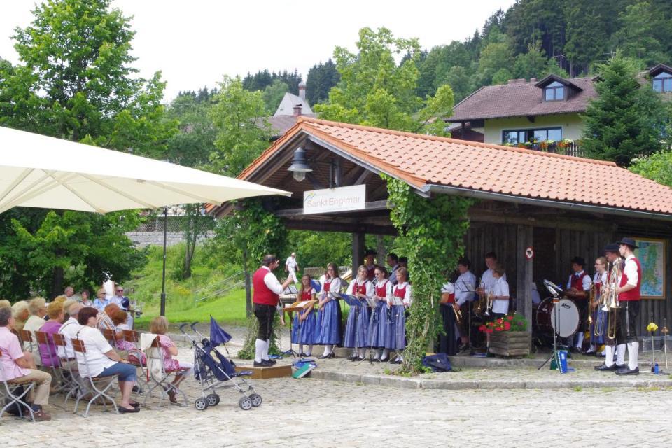 Konzert im Kurpark