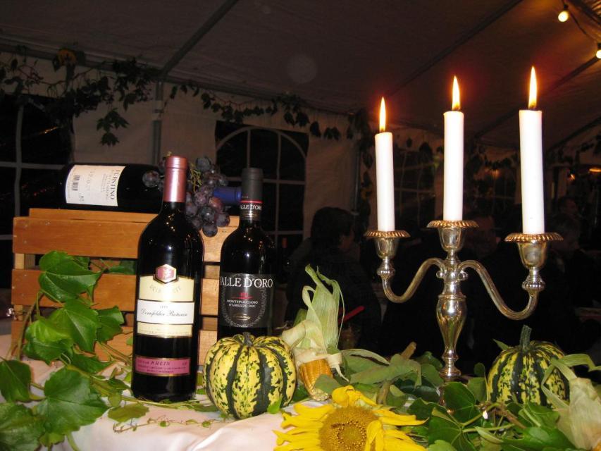 Wein- und Herbstfest des Sportvereins Neukirchen - ENTFÄLLT!!