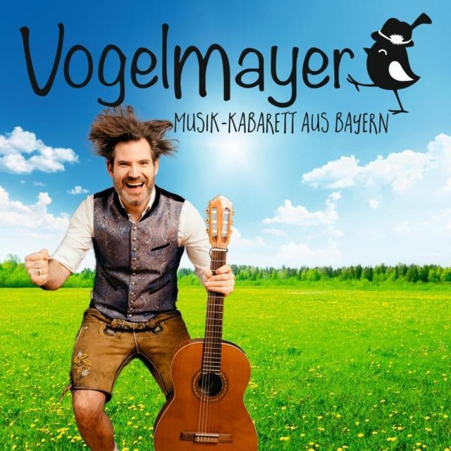 """Musik-Kabarett """"15 Jahre Vogelmayer"""""""