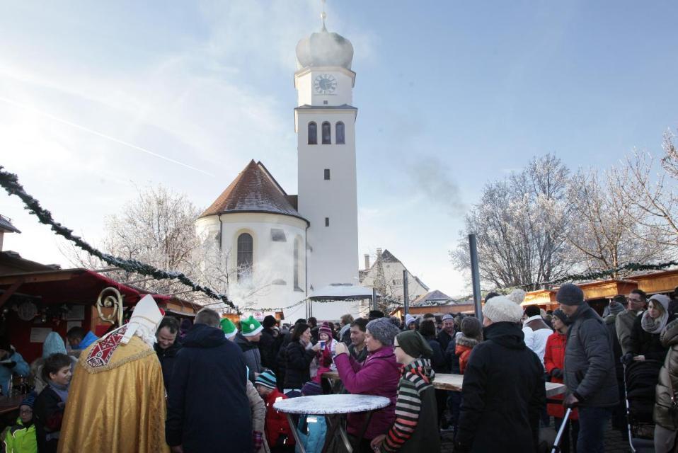 Weihnachtsmarkt in Niederwinkling - Christkindlmarkt