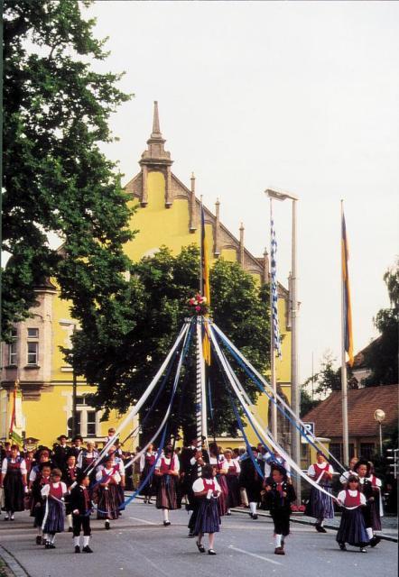 Volks-und Heimatfest Bogen