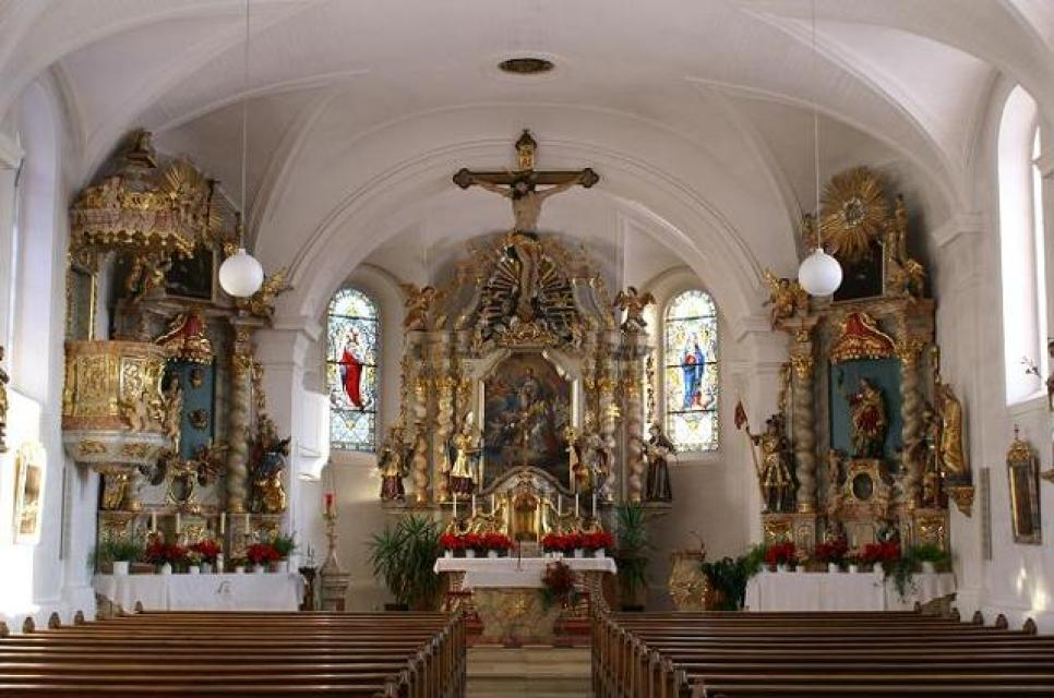 Adventskonzert in der Pfarrkirche Neukirchen