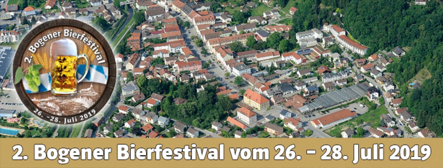 2.Bogener Bierfestival