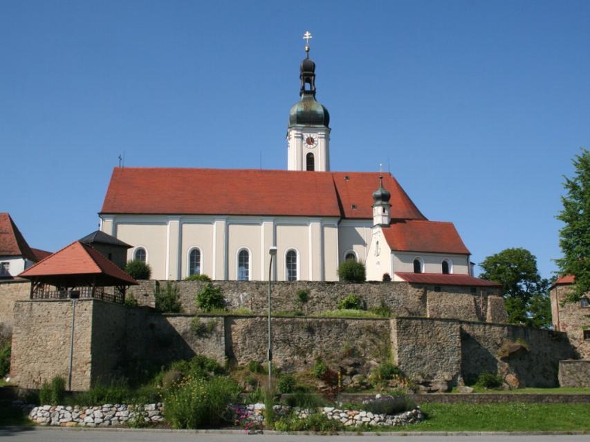 Baierweg - 3. Etappe: Kollnburg - Bad Kötzting