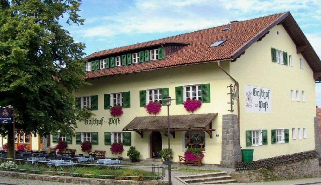 """Gasthaus """"Zur Post"""""""