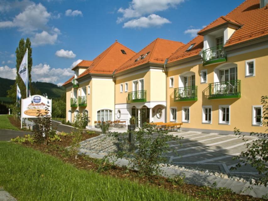 Hotel - Tagescafe Bayerwald-Residenz