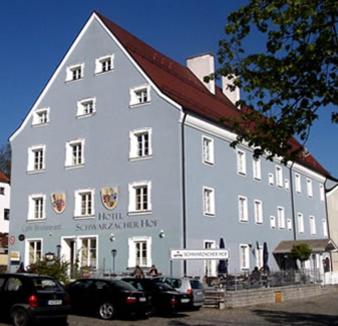 Hotel Schwarzacher Hof