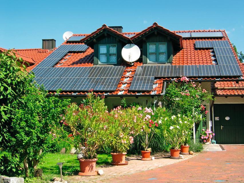 Öko - Ferienwohnung im Landhaus Hübner