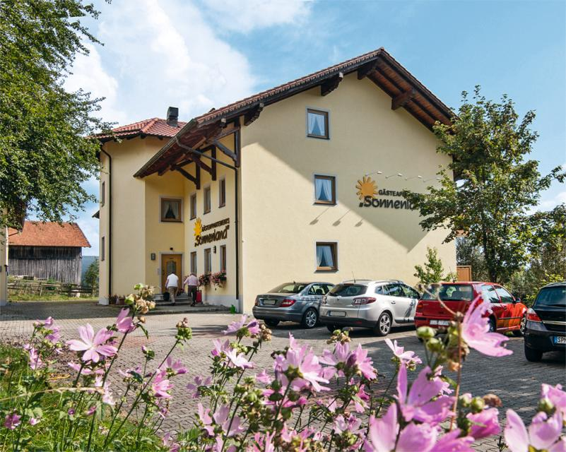 Gästeappartements Sonnenland