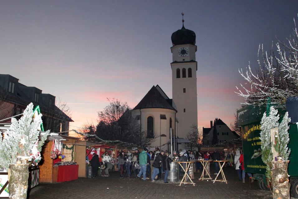 Weihnachtsmarkt Niederwinkling -