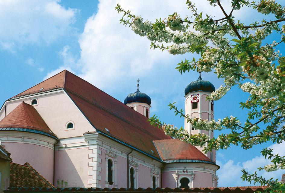 Pfarrkirche St. Peter und Paul (ehem. Klosterkirche)
