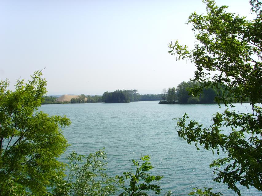 Angeln am Lieblsee Nord