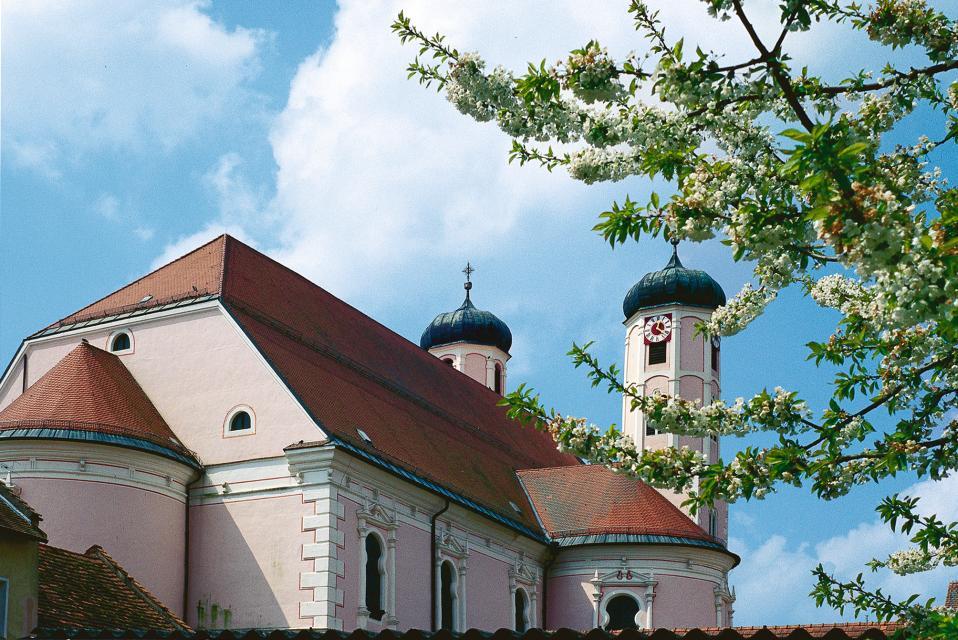 Führung Kloster Oberalteich