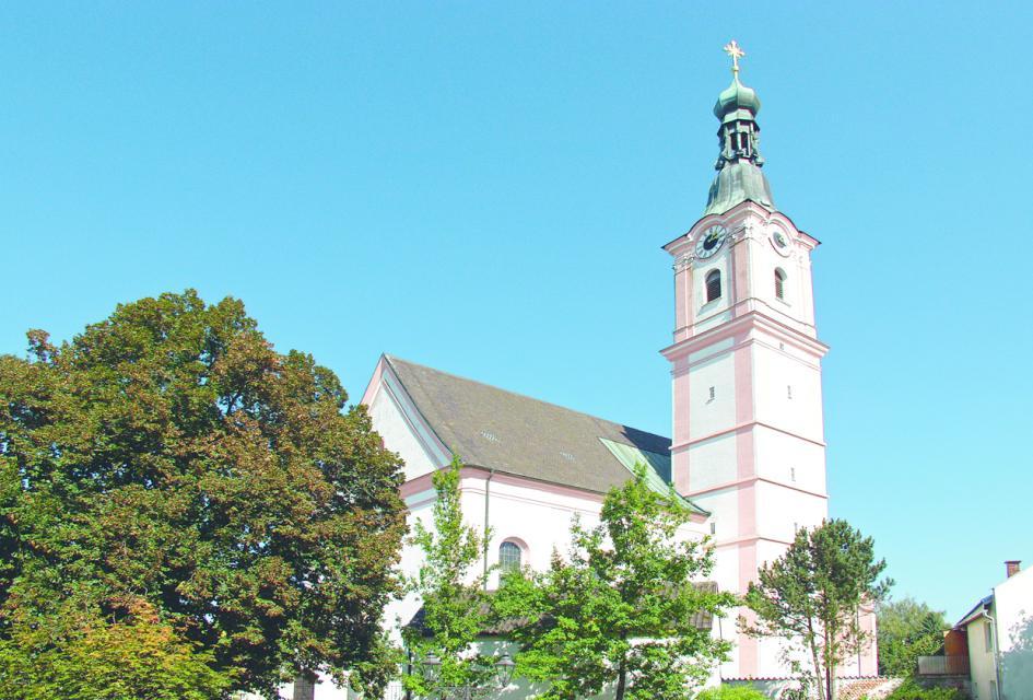 Kath. Pfarrkirche St. Petrus und Erasmus