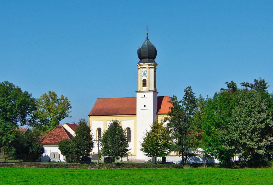Kath. Filialkirche St. Martin