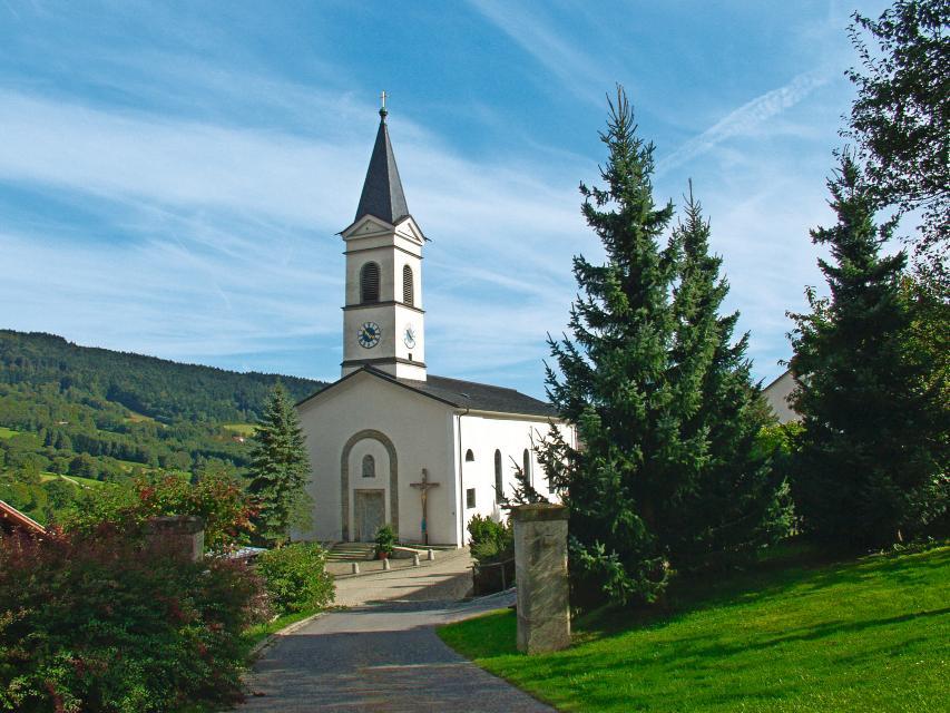 Pfarrkirche St. Elisabeth in Elisabethszell