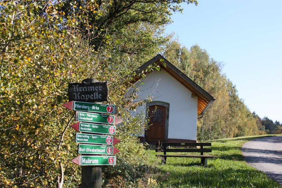 Kramerkapelle - Elisabethszell