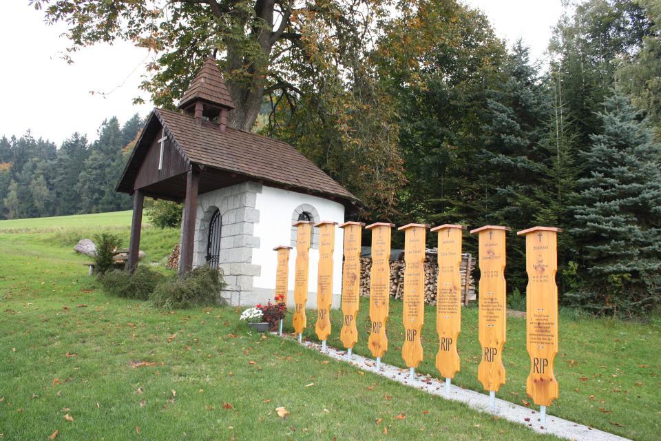 Kapelle Pillersberg - Elisabethszell