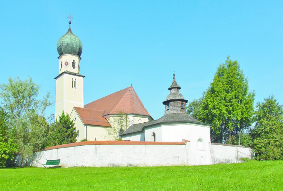 Kath. Pfarrkirche St. Jakob d.Ä.