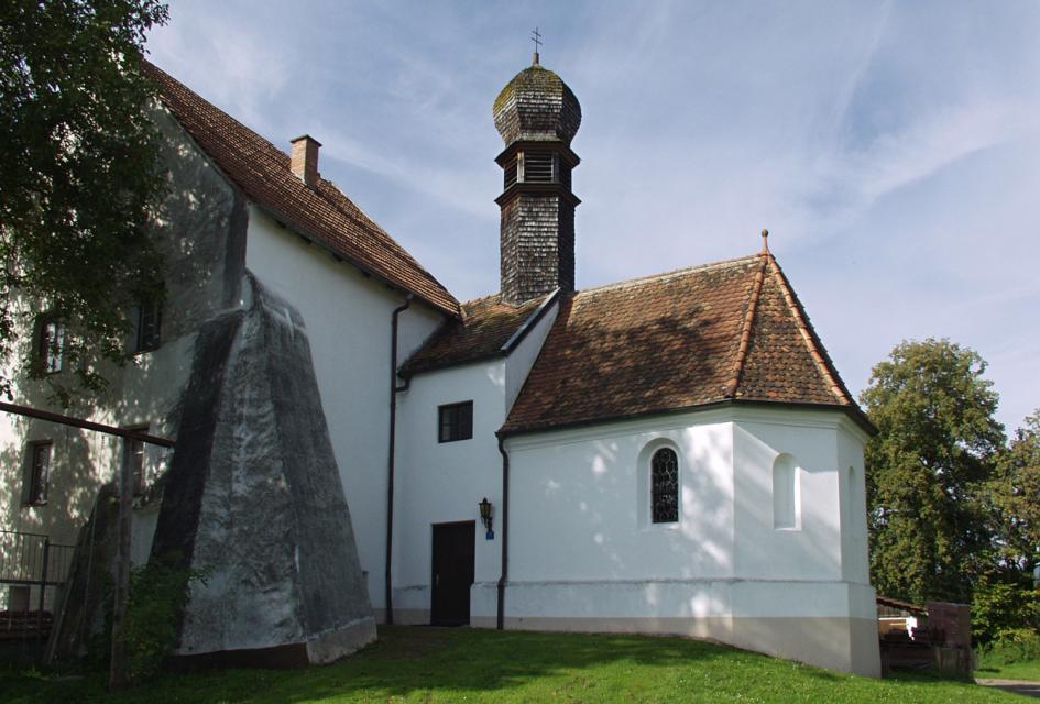 Kath. Schlosskapelle St. Valentin