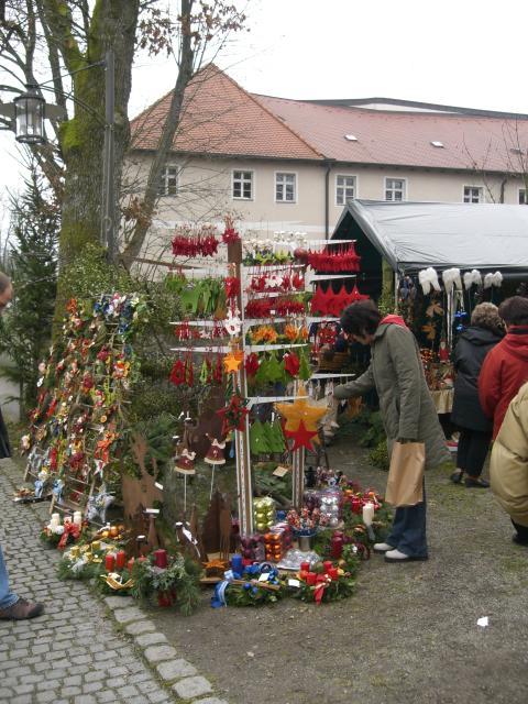 Weihnachtsmarkt auf der Burg Mitterfels