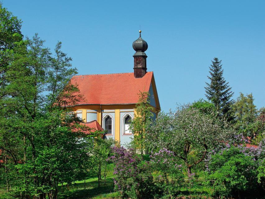 Kath. Filialkirche St. Pauli Bekehrung