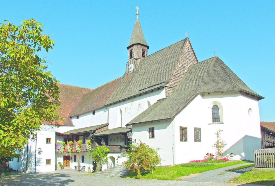 Kath. Filialkirche St. Thomas
