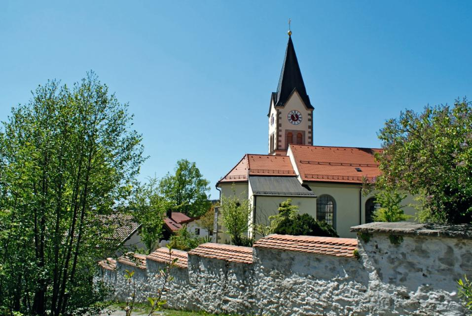 Kath. Pfarrkirche St. Engelmar