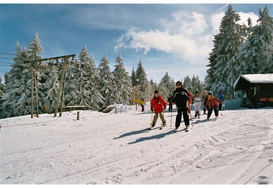 Verleih von Wintersport-Ausrüstung