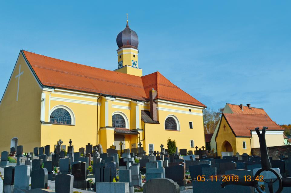 Kath. Pfarrkirche St. Martin