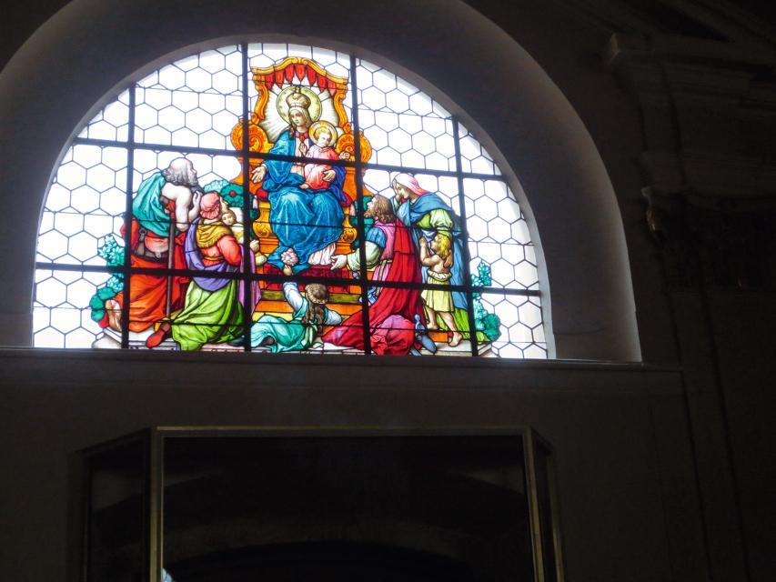 Kirchenführung in Schwarzach