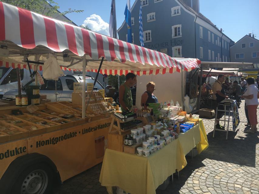 Prangermarkt Schwarzach