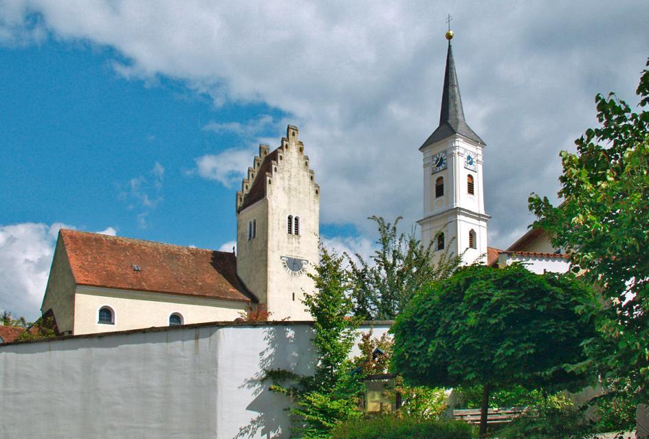 Kath. Pfarrkirche St. Tiburtius (ehem. Stiftskirche)